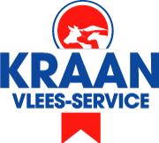 Kraan vlees service Logo