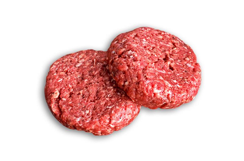 hamburger kraan vlees service rundvlees
