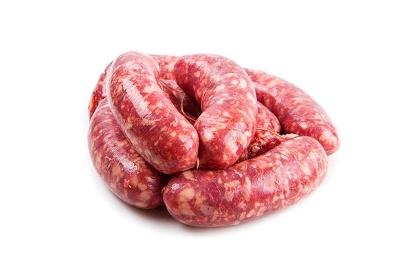 runderbraadworst grof kraan vlees service rundvlees