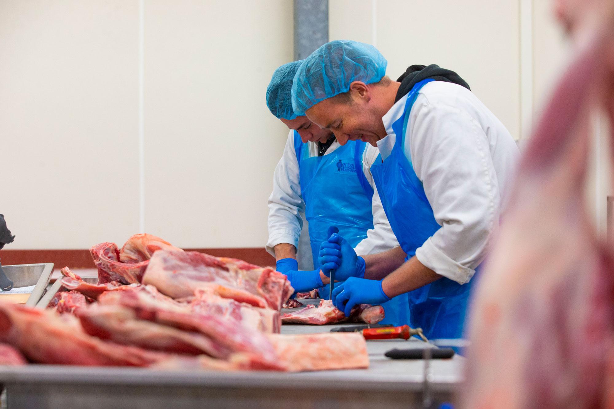 assortiment kraan vlees service utrecht