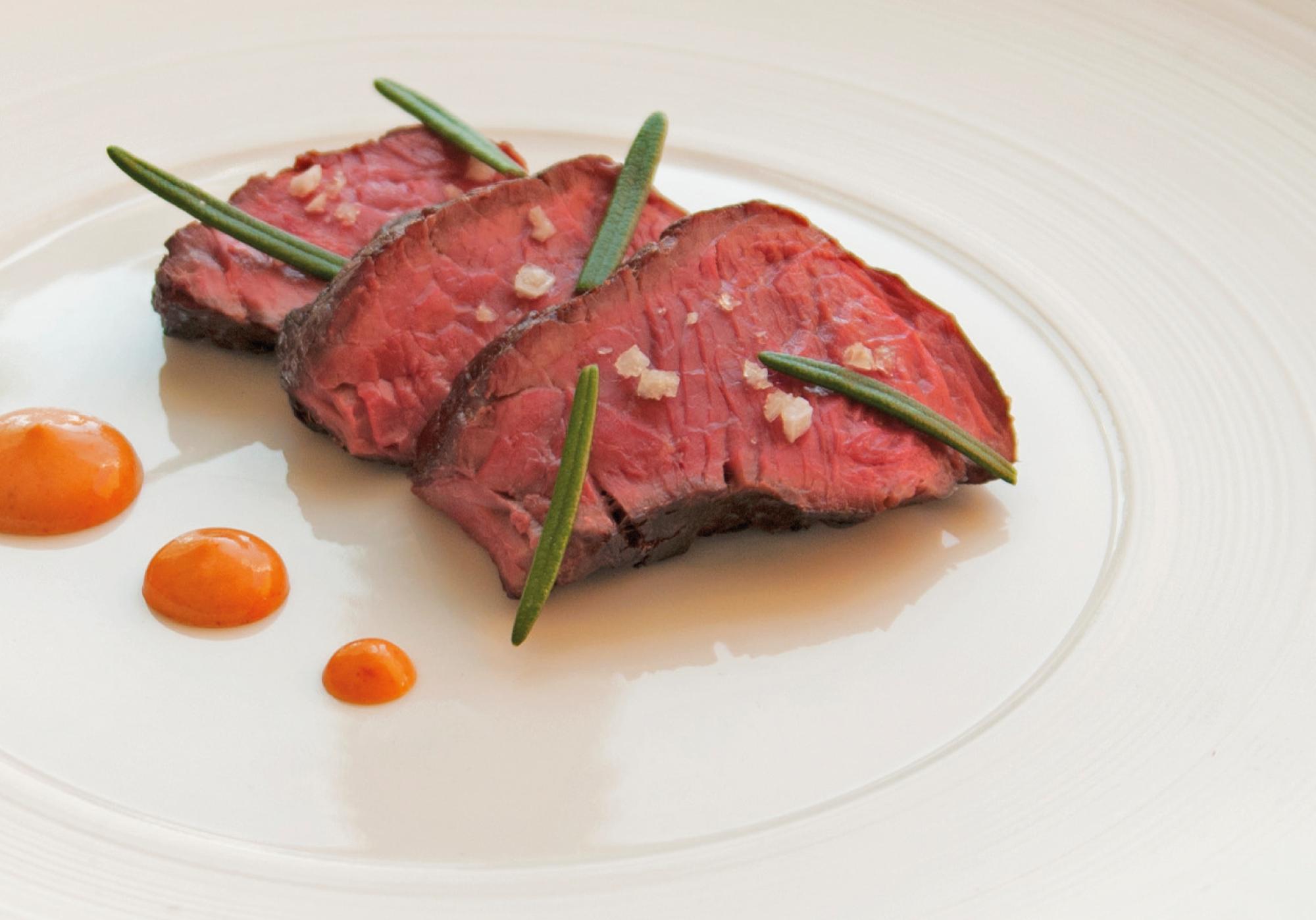 recept waards rund gegrilde paprika kraan vlees