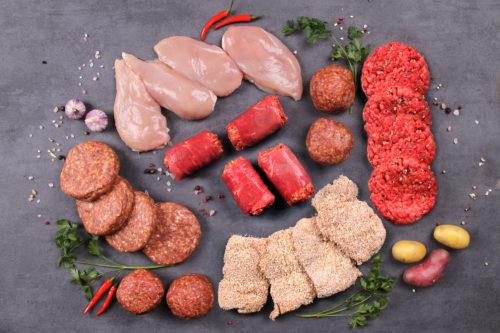 kraan vlees service week pakket b